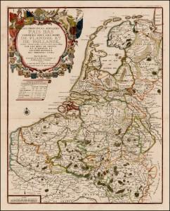 17 Provinces des Pays-Bas